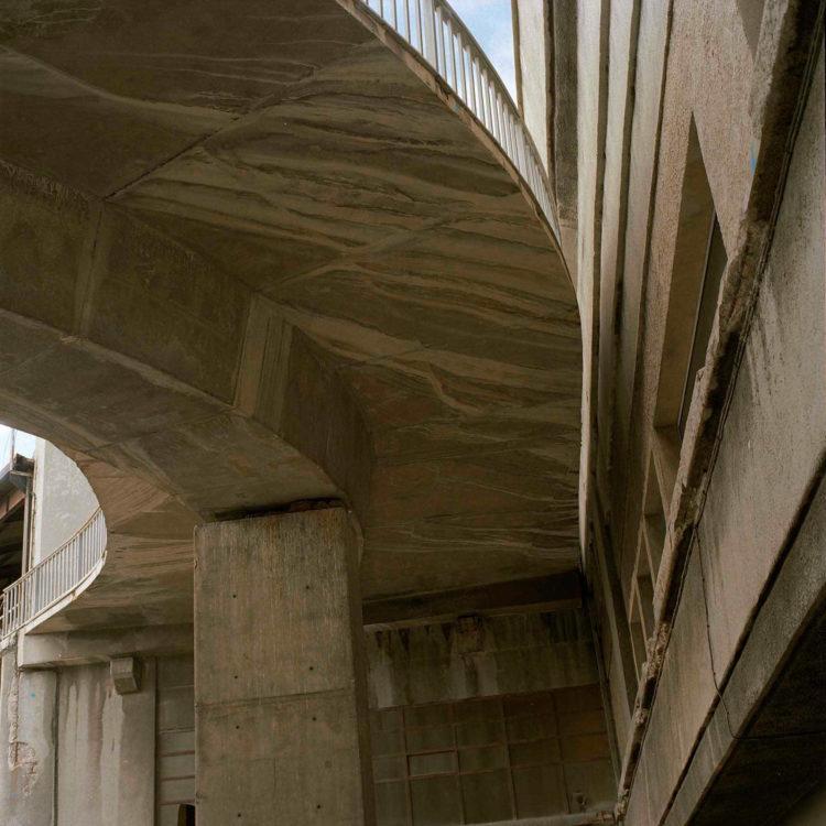 Brigitte Bauer | Euroméditerranée | 2002-2003 | Marseille, sans titre n°31, (770-105) série Euroméditerranée, commande publique 2002-03