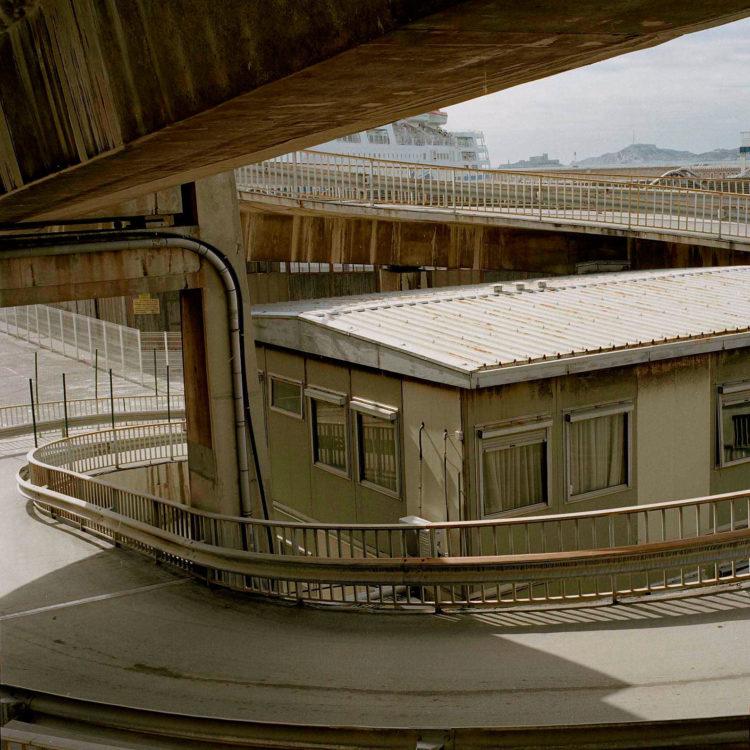 Brigitte Bauer | Euroméditerranée | 2002-2003 | Marseille, sans titre n°32, (770-11) série Euroméditerranée, commande publique 2002-03