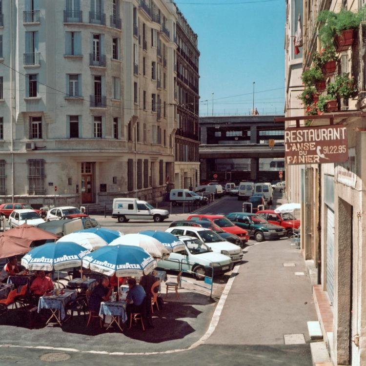 Brigitte Bauer | Euroméditerranée | 2002-2003 | Marseille, sans titre n°35, (855-09) série Euroméditerranée, commande publique 2002-03