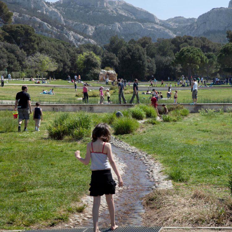 Marseille, campagne Pastré, série Aller aux Jardins 2010-11, réalisée dans le cadre du programme Images Contemporaines/Patrimoine du CG13