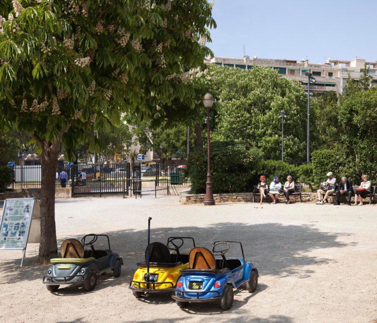 Marseille, parc Chanot, série Aller aux Jardins 2010-11, réalisée dans le cadre du programme Images Contemporaines/Patrimoine du CG13