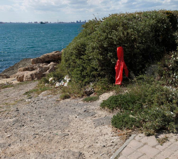 Brigitte Bauer | Le territoire du bord | 2016 | sans titre (6843-44), série Le Territoire du Bord, 2016