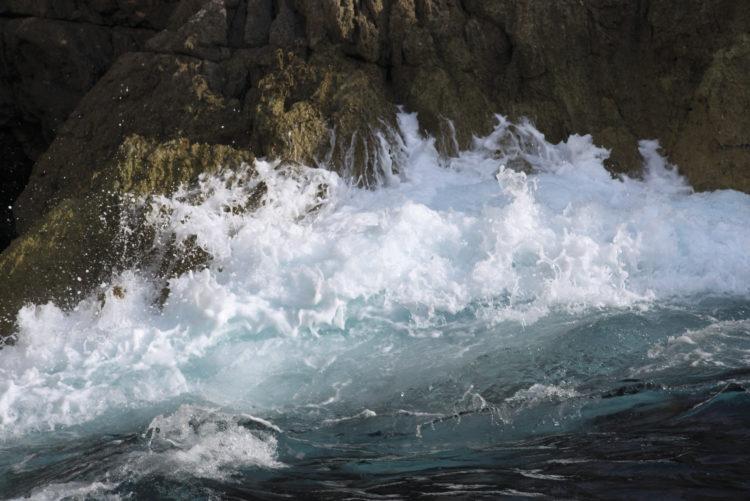 Hélène David | Noces ou les confins sauvages | 2012-2017 | Ressac sur l'archipel de Riou