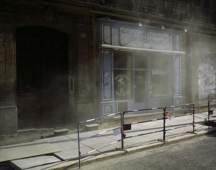 Denis Darzacq | Le quartier Euromed à Marseille | 2006-2007 | France, Marseille, 2007 Euroméditerranée project  France, Marseille, 2007 Quartier Euroméditerranée  ©Denis Darzacq / Agence VU Commande du Fonds National d'Art Contemporain