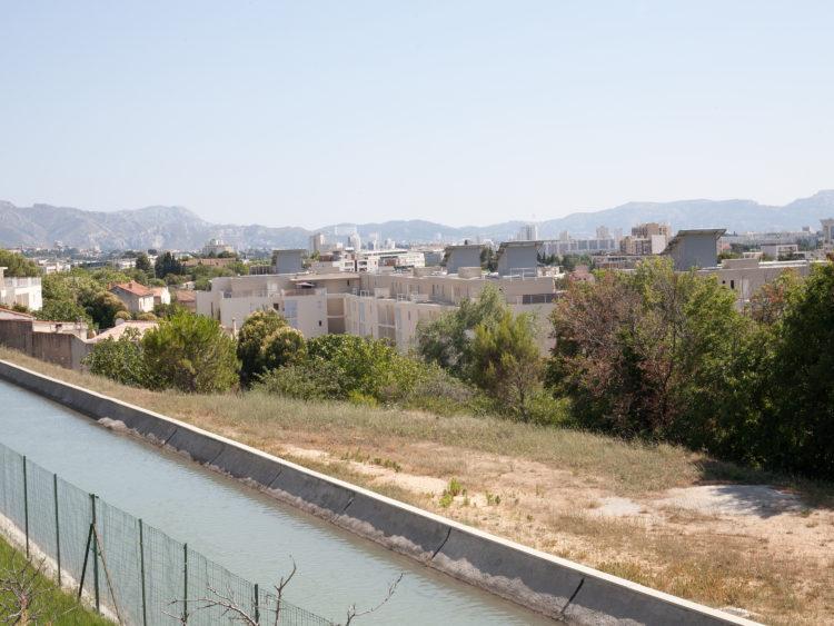 Sur le GR2013, étape 15 - 26 juillet 2013 - Marseille - de Saint-Antoine à Picon-Busserine.