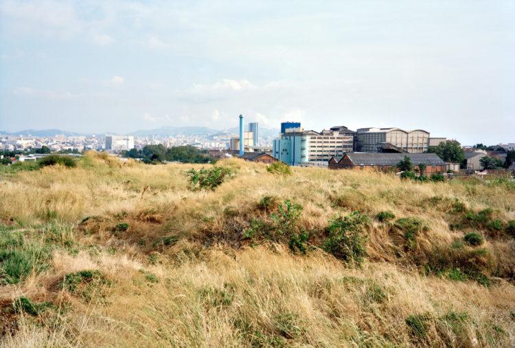 Quartiers Nord. Vue de Marseille depuis le