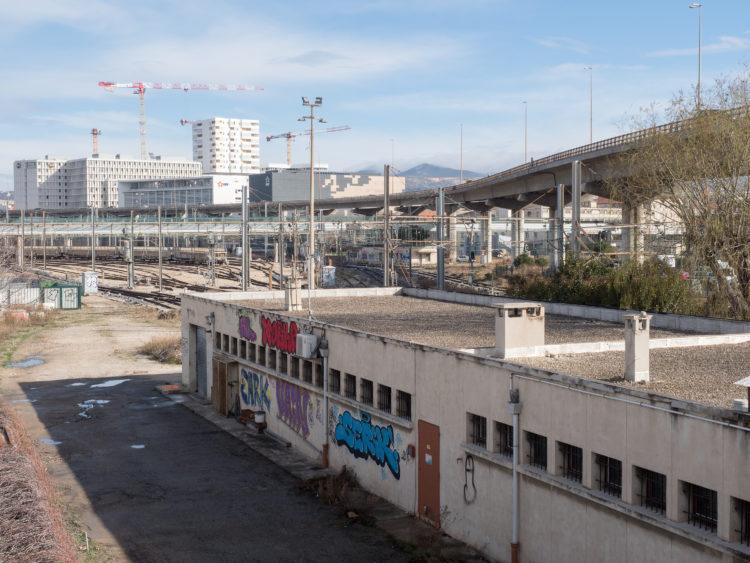 Vivien Ayroles | Aygalades | 2017-2018 | Sans titre, de la série Aygalades