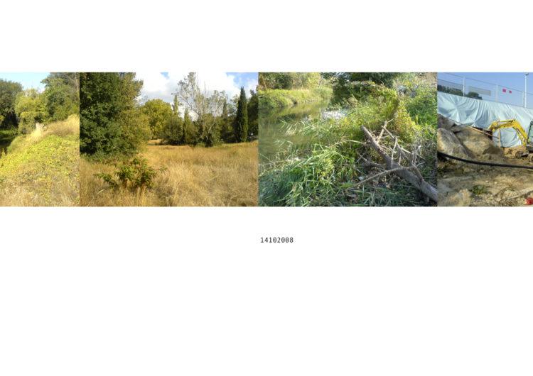 Karine Maussière | L'Huveaune et tiers paysages | 2002-2017