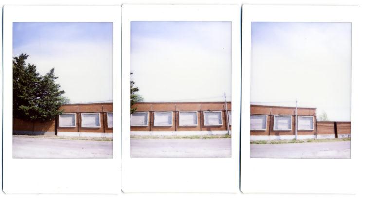 Karine Maussière | Le temps en friches | 2013-2015