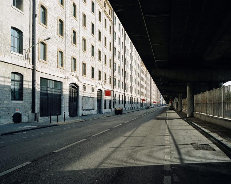 Cyrille Weiner | Les longs murs | 2004 | quai du Lazaret