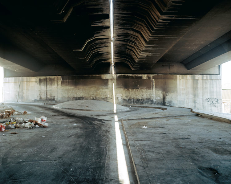 Cyrille Weiner | Les longs murs | 2004 | Arenc