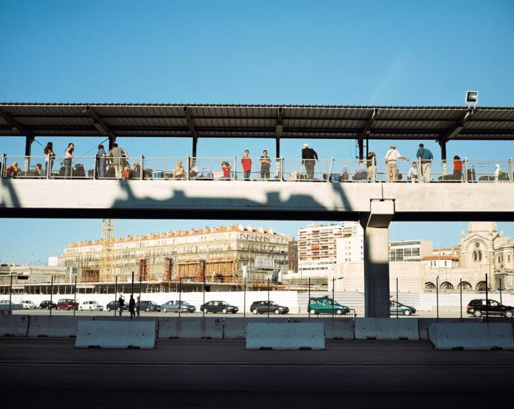 Cyrille Weiner | Les longs murs | 2004 | gare maritime