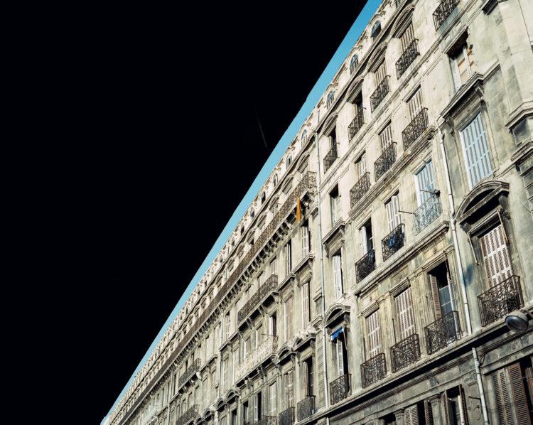 Cyrille Weiner | Les longs murs | 2004 | quai de la Joliette