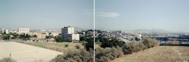 Emmanuel Pinard | Marseille | 2002-2003 | Résidence du Cap Janet