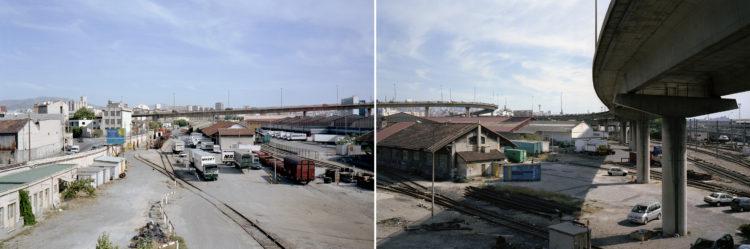 Emmanuel Pinard | Marseille | 2002-2003 | Gare d'Arenc