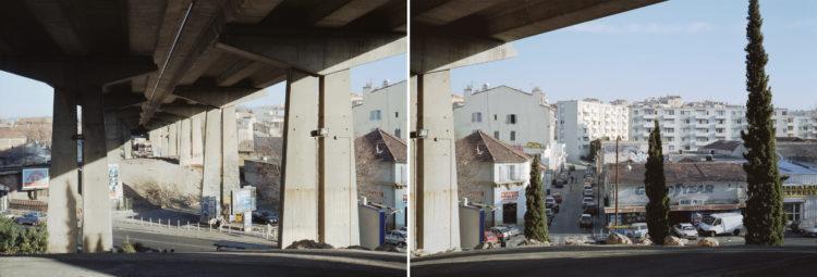 Emmanuel Pinard | Marseille | 2002-2003 | Traverse du Moulin de la Villette