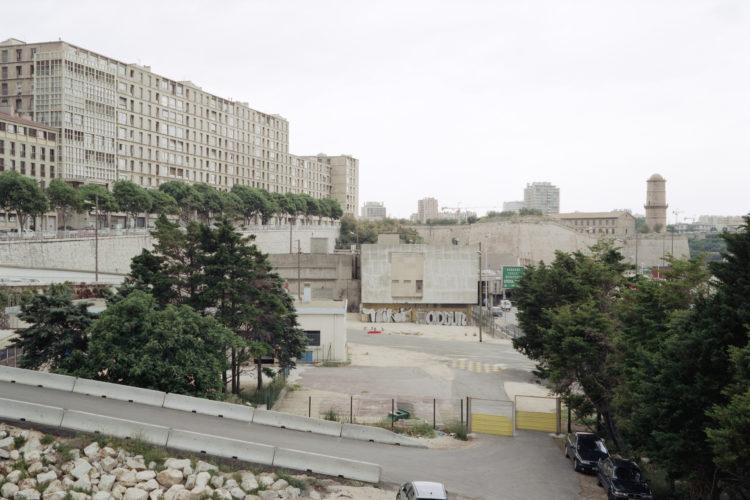 Emmanuel Pinard | Marseille | 2002-2003 | Quai de la Tourette