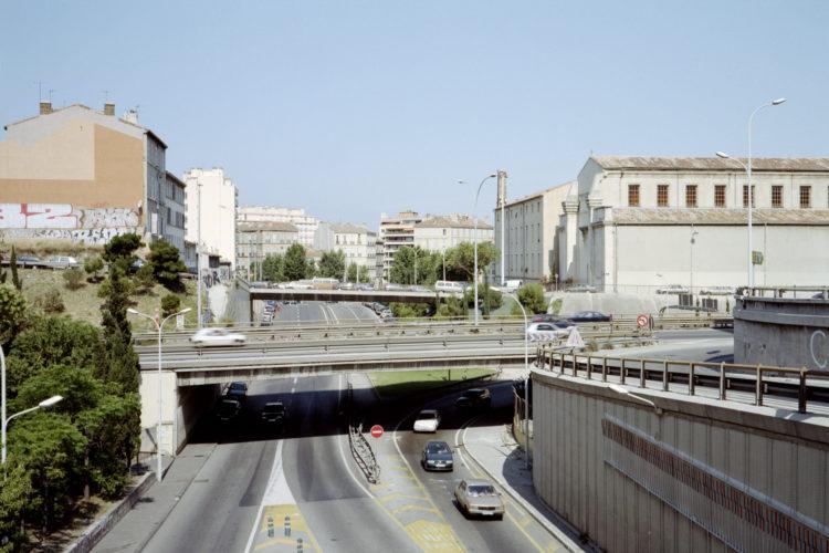 Emmanuel Pinard | Marseille | 2002-2003 | Avenue du Général Leclerc