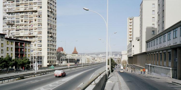 Emmanuel Pinard | Marseille | 2002-2003 | Rue Racati