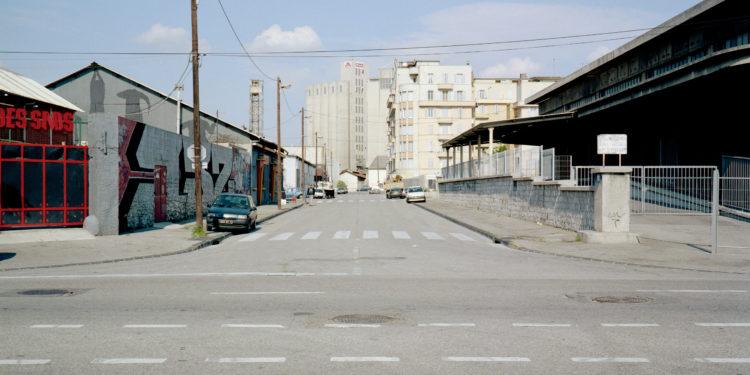 Emmanuel Pinard | Marseille | 2002-2003 | Rue Urbain