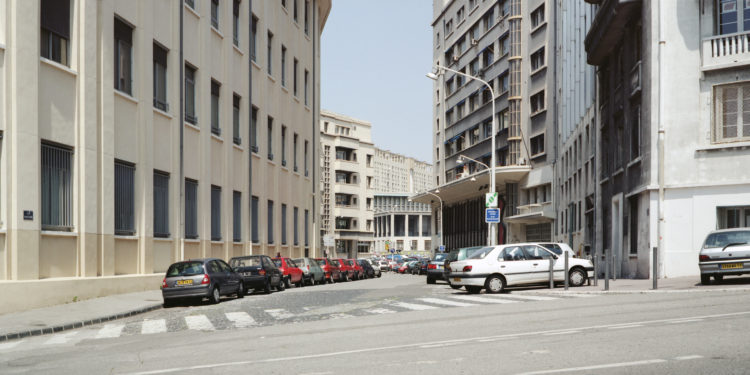 Emmanuel Pinard | Marseille | 2002-2003 | Rue Antoine Zattara