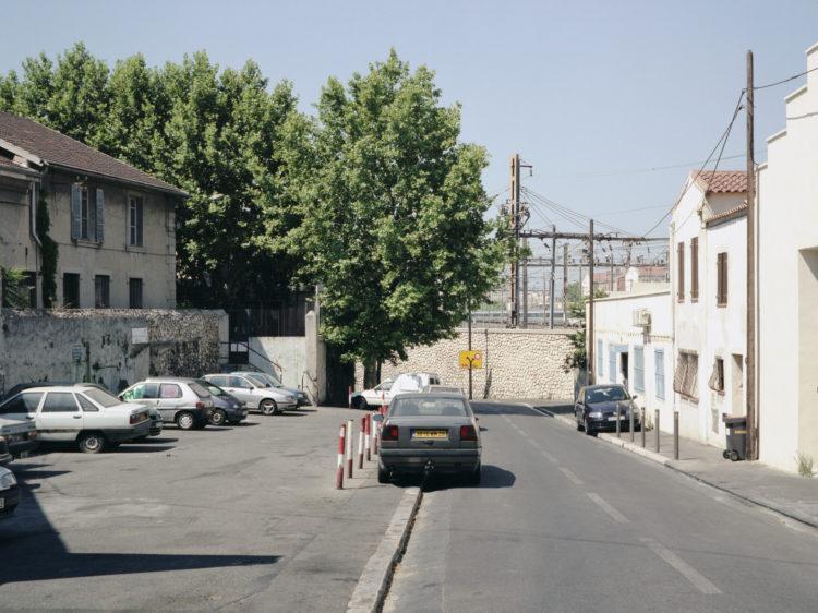 Emmanuel Pinard | Marseille | 2002-2003 | Rue Pautrier