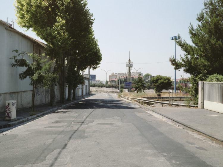 Emmanuel Pinard | Marseille | 2002-2003 | Rue Danielle Casanova