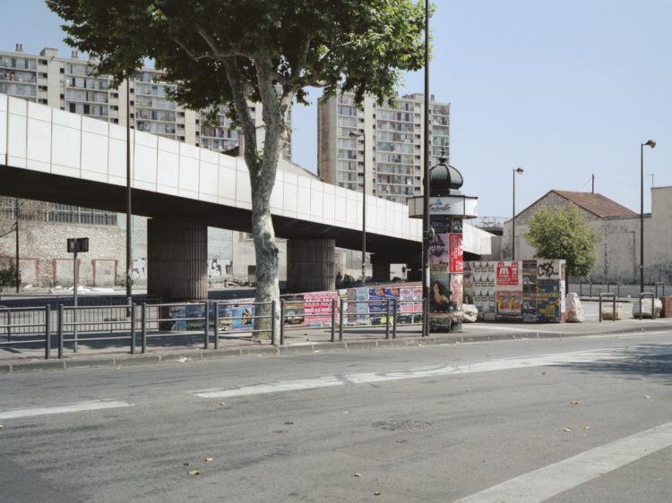Emmanuel Pinard | Marseille | 2002-2003 | Boulevard de Brancion