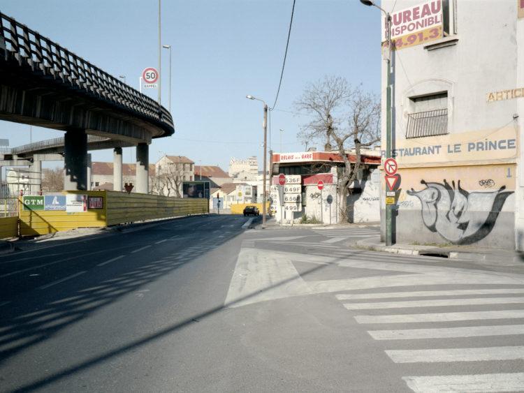 Emmanuel Pinard | Marseille | 2002-2003 | Boulevard de Dunkerque