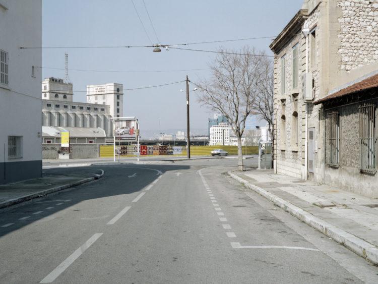 Emmanuel Pinard | Marseille | 2002-2003 | Rue Honoré d'Urfe