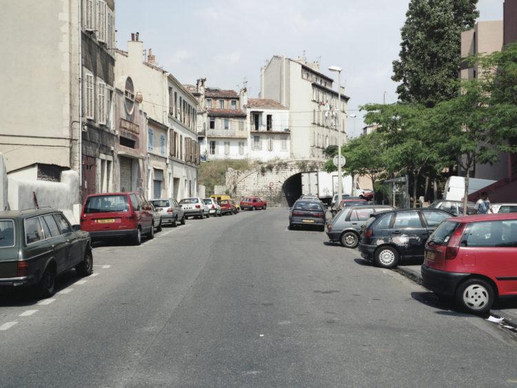 Emmanuel Pinard | Marseille | 2002-2003 | Rue Levat