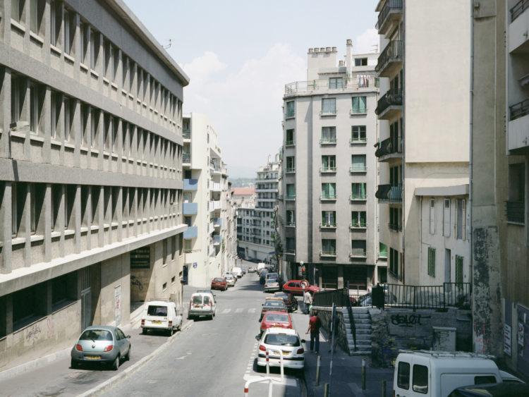Emmanuel Pinard | Marseille | 2002-2003 | Rue du 141 Ria