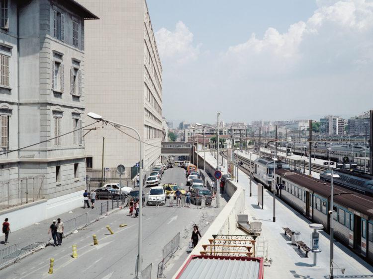 Emmanuel Pinard | Marseille | 2002-2003 | Rue Honnorat