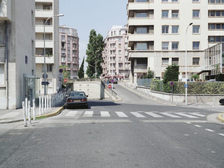 Emmanuel Pinard | Marseille | 2002-2003 | Rue de Turenne