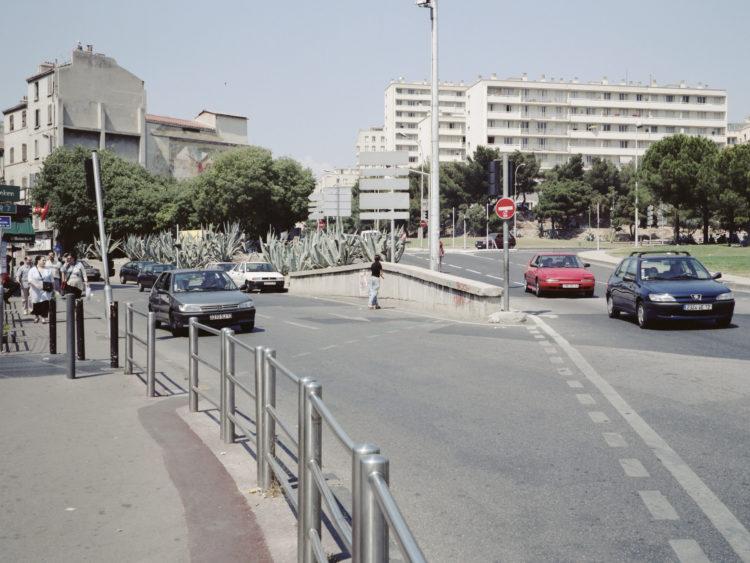 Emmanuel Pinard | Marseille | 2002-2003 | Place Jules Guesde