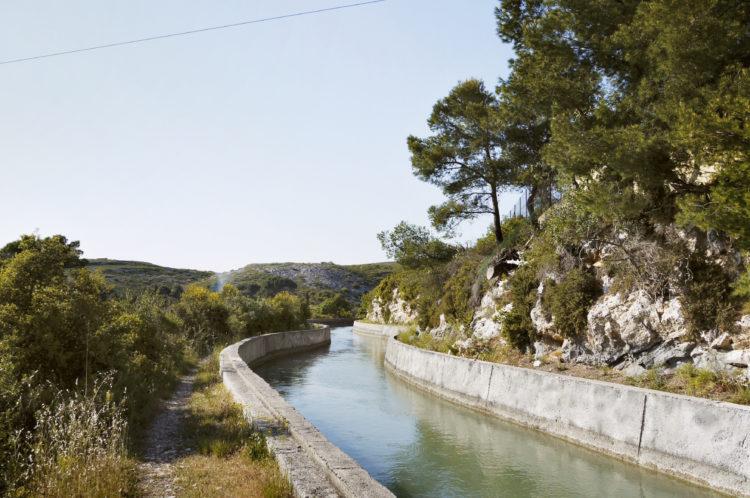 Atlas Métropolitain — Cantin / Crist / Leone | Hydrographie | 2011