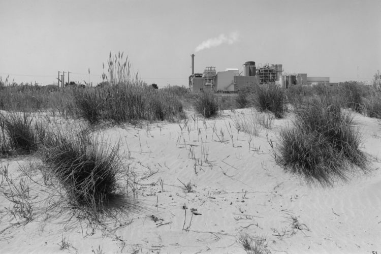 John Davies | Fos-sur-Mer and the Industrial Zone | 1994