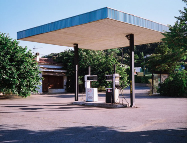 Julien Marchand | From the wasteland | 2015-2019 | station service, Ginasservis.