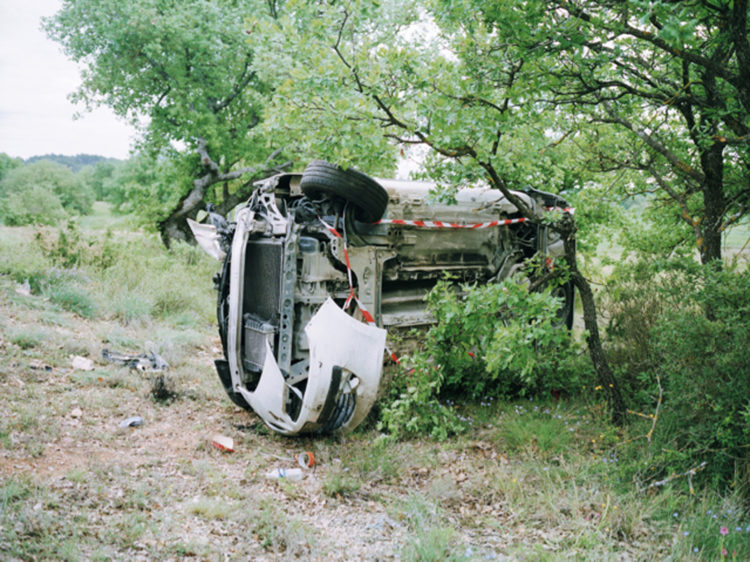 Julien Marchand | From the wasteland | 2015-2019 | accident, D4
