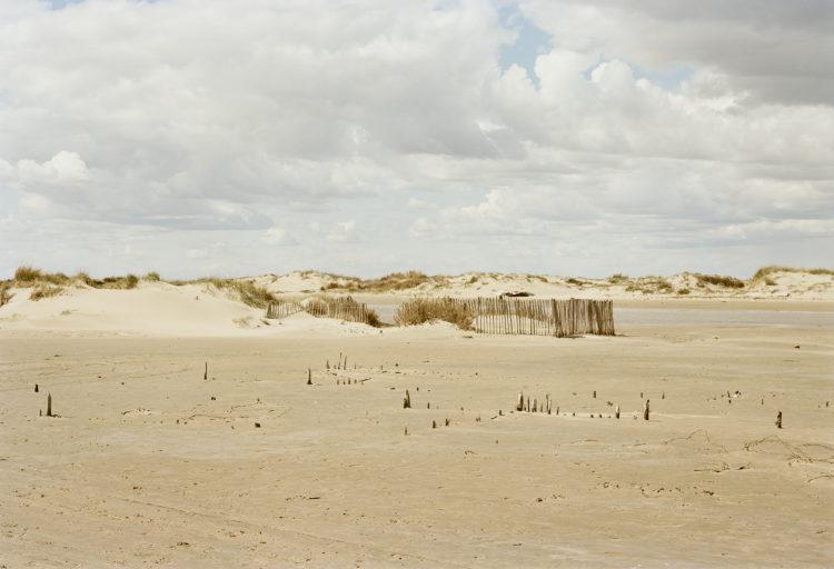 Thibaut Cuisset | Le pays clair, Camargue | 2011-2012 | Plage Napoléon, Port-Saint-Louis-du-Rhône. 2012