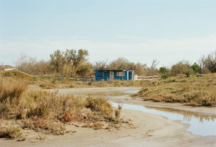 Thibaut Cuisset | Le pays clair, Camargue | 2011-2012 | Beauduc, Arles. 2011