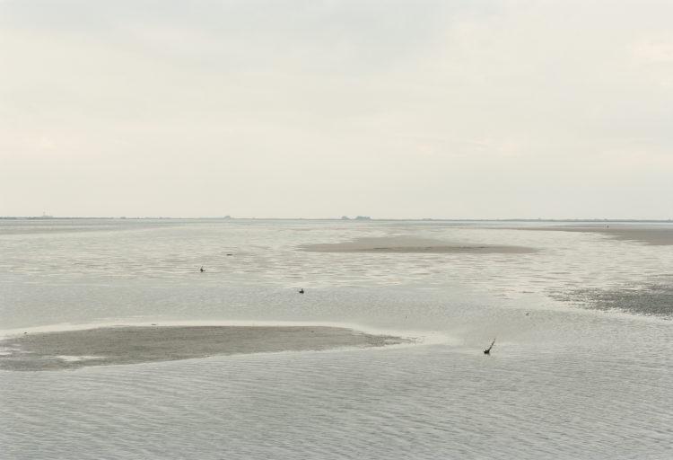 Thibaut Cuisset | Le pays clair, Camargue | 2011-2012 | Etang de Galabert, Saintes-Maries-de-la-Mer. 2011