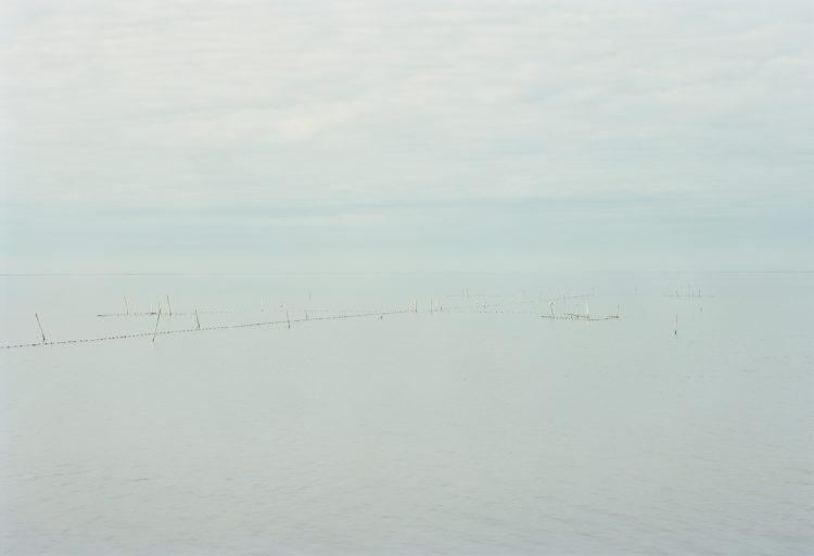 Thibaut Cuisset | Le pays clair, Camargue | 2011-2012 | Etang de Vaccarès, Saintes-Maries-de-la-Mer, Arles. 2012