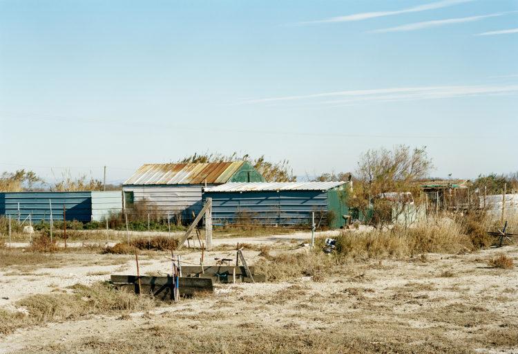 Thibaut Cuisset | Le pays clair, Camargue | 2011-2012 | D35, Le Grand Plan-du-Bourg. 2012