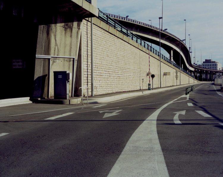 Monique Deregibus | Hotel Europa | 2000-2003 | Joliette, 2001