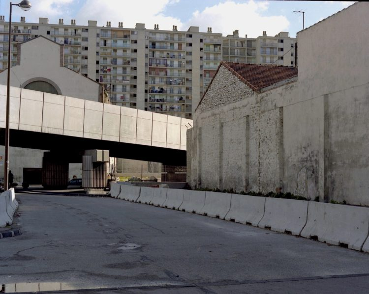 Monique Deregibus | Hotel Europa | 2000-2003 | Félix Pyat, 2001
