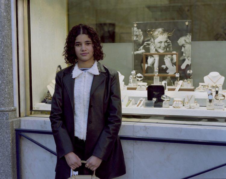 Monique Deregibus | Hotel Europa | 2000-2003 | Préfecture, 2001
