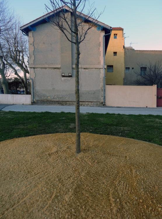 Sabine Massenet | Lire la ville | 2016