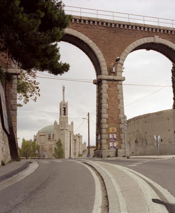 Anne Loubet | Marseille les collines | 2006-2020 | LES VILLAS DU QUARTER DE VERDIRONT, MARSEILLE 15