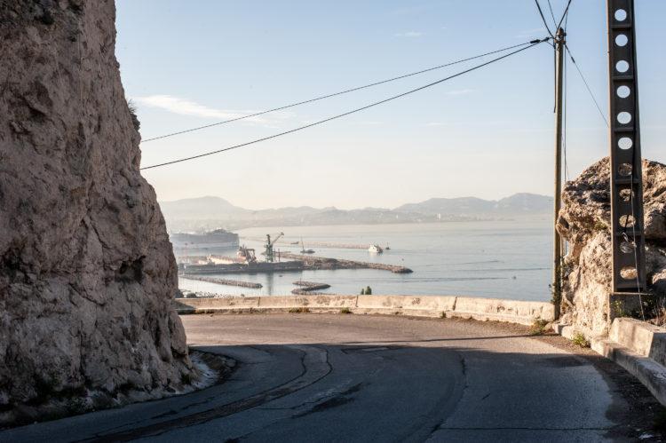 Anne Loubet | Marseille les collines | 2006-2020 | DEPUIS LA COLLINE DE NOTRE DAME DE LA GARDE, MARSEILLE 7